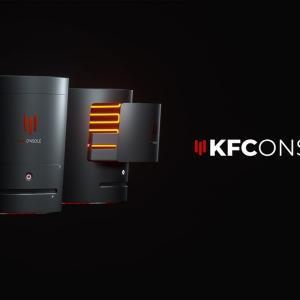 KFCが新型ゲーム機「KFConsole」を発表