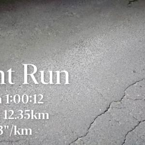 60分ジョギング