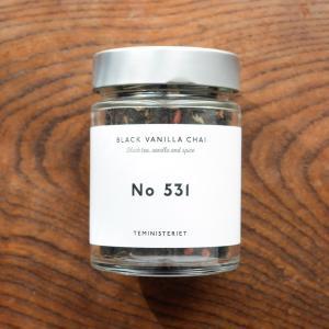 TEMINISTERIET/No531 black vanilla chai