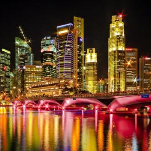 シンガポールに戻れず東京生活、季節は二十四節気の春分から初夏の立夏と芒種へ