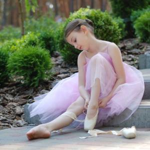娘がバレエ教室で培ったもの