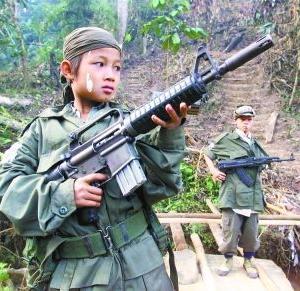 戦争と少年