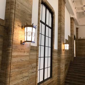 【建物探訪】京セラ美術館②窓と照明