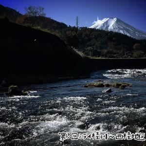 第3回ミライ桂川・西桂地区清掃に参加