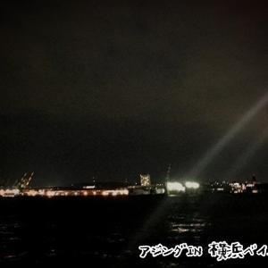 アジングIN横浜ベイエリア