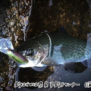 釣初めは奈良子釣りセンター