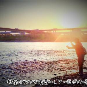 相模川サクラマス浪漫Vol.7~巨ボラとの激闘!
