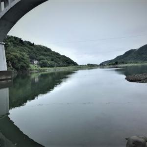 日曜日の相模川水系