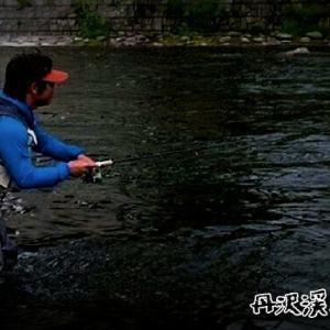 【丹沢渓流ルアーフィッシング】丹沢峪本流偵察