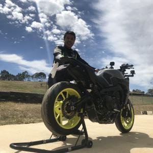 【バイク】サーキットに行ってきた。Broadford Motorcycle Sport Complex、VIC