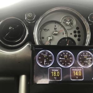 【車】BMW Mini 2007 Cooper S Cabrio R52 ③ 中華カーステレオ取付 その1 音が出ない。。。。
