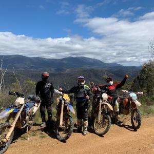 【バイク】オーストラリアのオフロードバイク生活