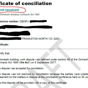 【オーストラリア不動産】⑪ Subdivision (土地分割・新築)一体誰が悪かったのか? 4年1か月の戦い = DBDRVそして市役所