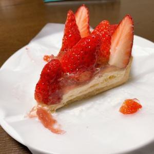 キルフェボン 静岡県産きらぴ香のタルト食べてみた感想