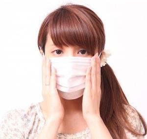 マスクで口元と顎に吹き出物が増えた!原因と対策は?