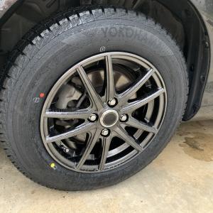 TIREHOOD《タイヤフッド》でスタッドレスタイヤを購入&タイヤ交換してもらいました【評判・レビュー】