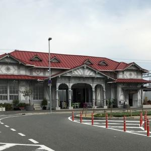 Hamadera station gallery、浜寺公園駅駅舎