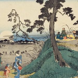What is the fun of Japanese more than one hundred years ago? 昔の人々の楽しみとは? (vol.1/r.1)