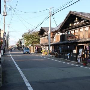 "Masuda town in Akita and an ex hardware store ""Ishihei""、秋田県増田と旧石平金物店"