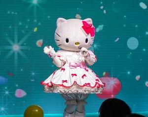 筆箱のキティちゃん☆