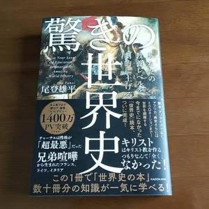 「驚きの世界史」を読んで