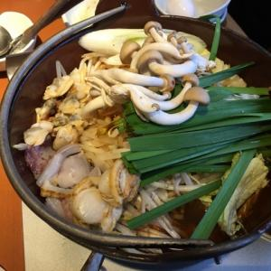 和食さとのチゲ鍋また食べちゃった😋