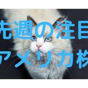 先週の注目株2020年【12/30~1/3】