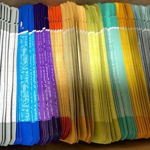 MJCAREの100枚入りパック、人気シリーズを全種類紹介!