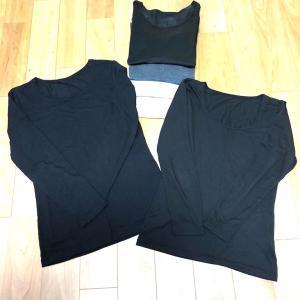【ヒートテックの代用品】無印の綿であったかTシャツ