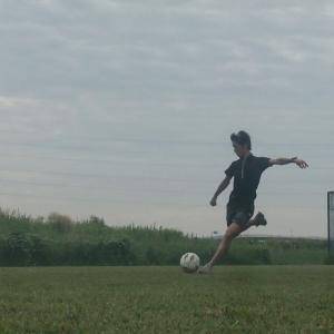芝生JOGときどきサッカー