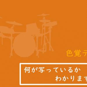 【色覚テスト】何が写っているかわかりますか??