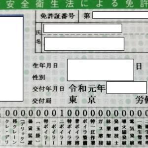 令和元年度(平成31年度)資格試験の総合結果について