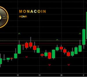 モナコイン高騰(MONA)半減期が要因か?