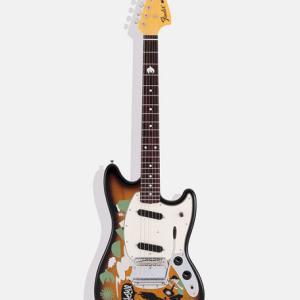 FENDER×YUSUKE HANAI 限定ギター Mustang