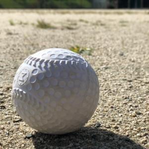 野球のキャッチボールもね!