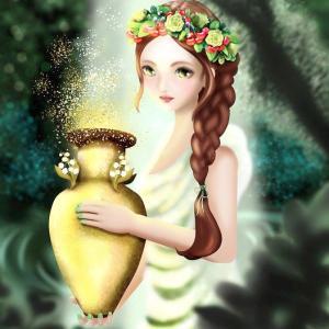 花冠の女神