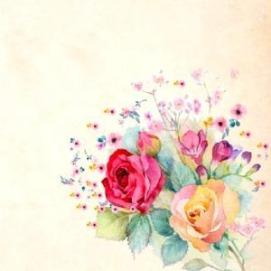 恋心と花束