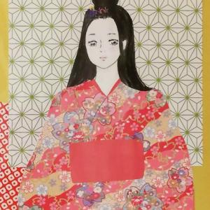 女神さまからのメッセージと折り紙アート