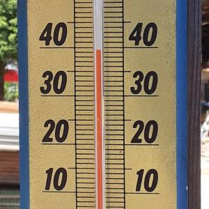 ゆうの遊び場の温度計