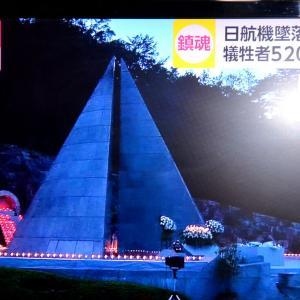 8月10日山の日 千葉市からは山が見えない ??うそ