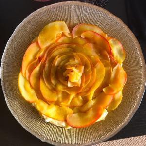 アップルパイ 薔薇は気高く咲いて🌹