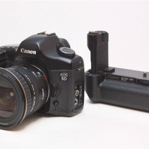 Canonの名機、初代EOS 5D(5D Classic)は2019年の今も通用するのか?