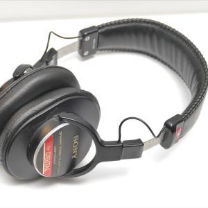 カメラマンにもおすすめ!SONYのスタジオ用ヘッドホン「MDR-CD900ST」のイヤーパッドを交換しました