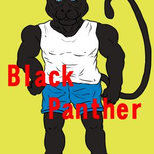 Call&Response No.1 Black Panther/クロヒョウ