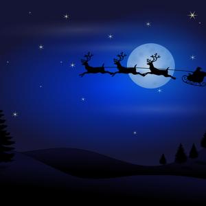 もうすぐですね、クリスマス。