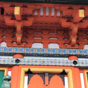 京都 清水寺 ☔雨の中お詣り