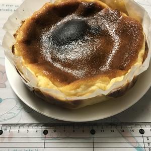 直径16㎝ バスクチーズケーキ