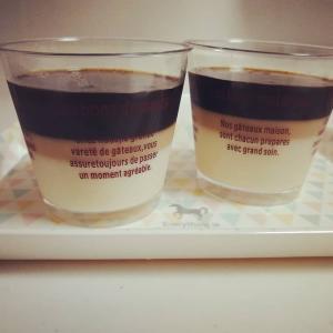 コーヒー牛乳プリン★