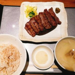 〈とろんしゃん〉牛タン定食@幕張プレナ
