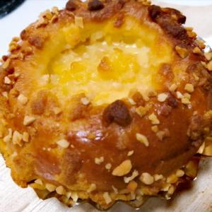 〈MAISON FLEURIR〉瀬戸内レモンクリームパン@らくほくパンマルシェ